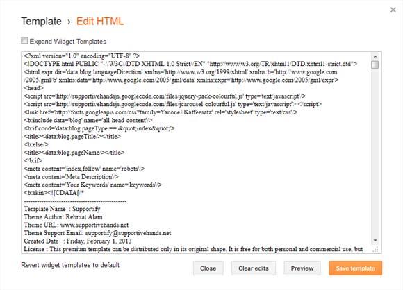 html-xml-code-window-blogger