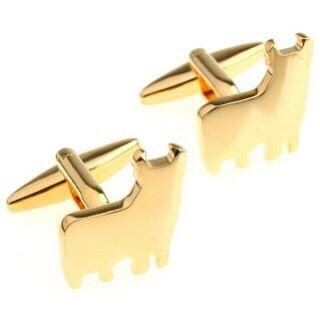 The Azadi Cufflinks by Pompin. Co