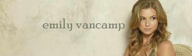 Emily VanCamp Blog
