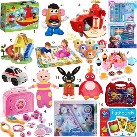 Wafflemama.: Toddler Christmas Gifts