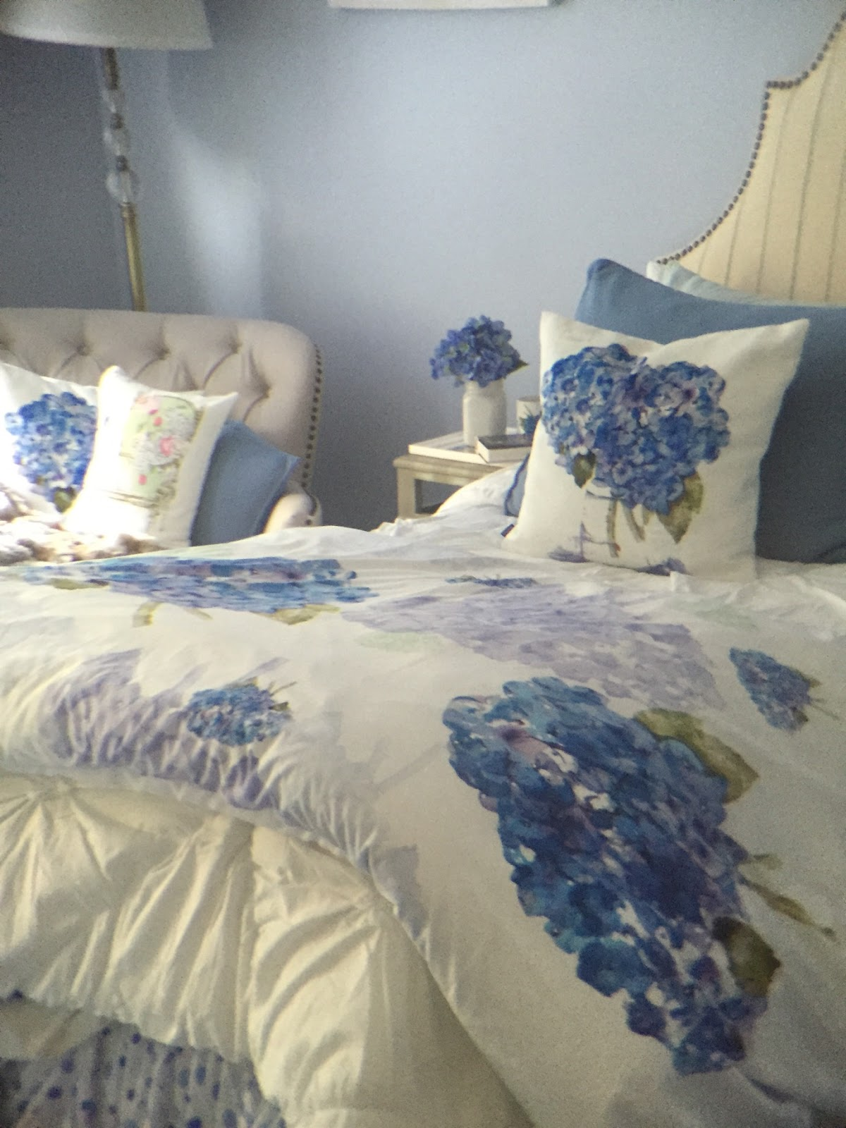 A SCRAPBOOK OF INSPIRATION Creating Bedroom With