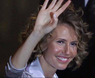 Asma al-Assad is UNDP's champion of reform in Syria