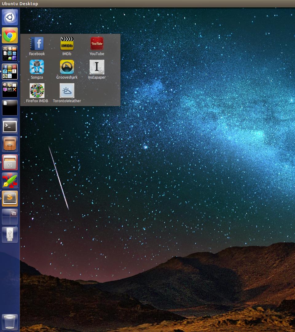 Unity Folder Launcher