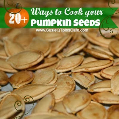best pumpkin seed recipes