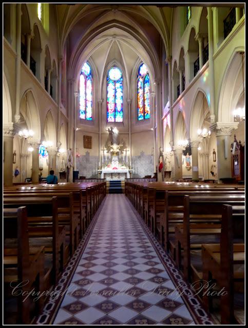 Chapelle Notre-Dame des Armées Versailles