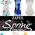 Be in Full Bloom This Spring with Zaful.com