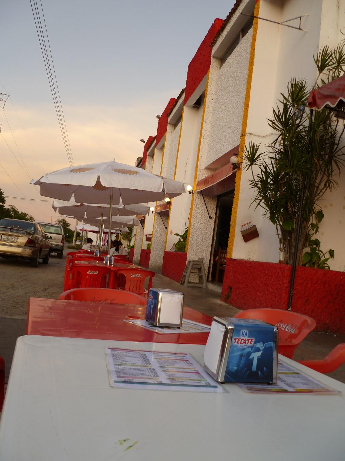 Debi in Mérida: Restaurant Review - el taco arabe - guilos