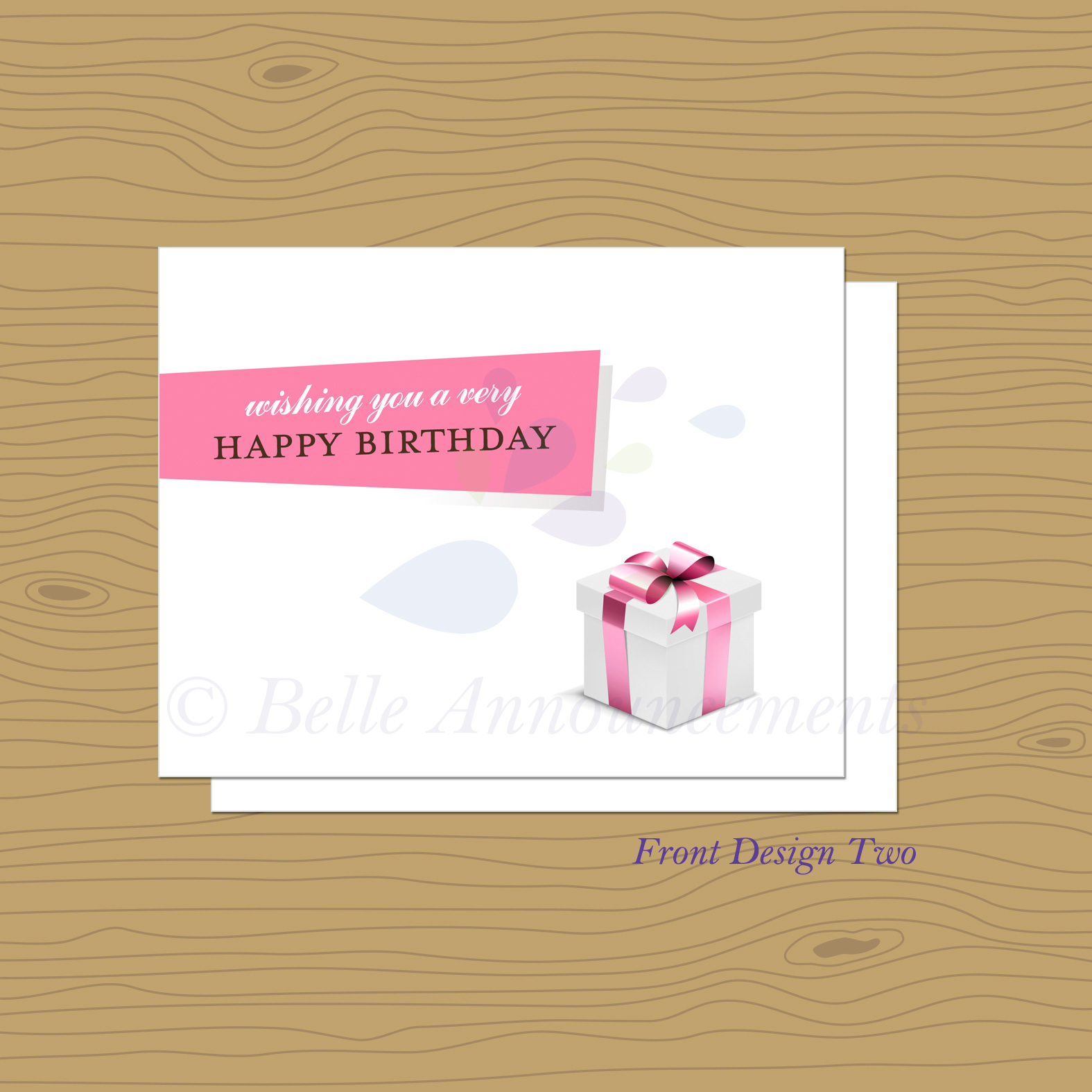 Belle Announces Mary Kay Promotional Birthday Cards – How to Address a Birthday Card