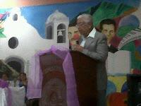 El poeta y escritor Juan Ramon Funez