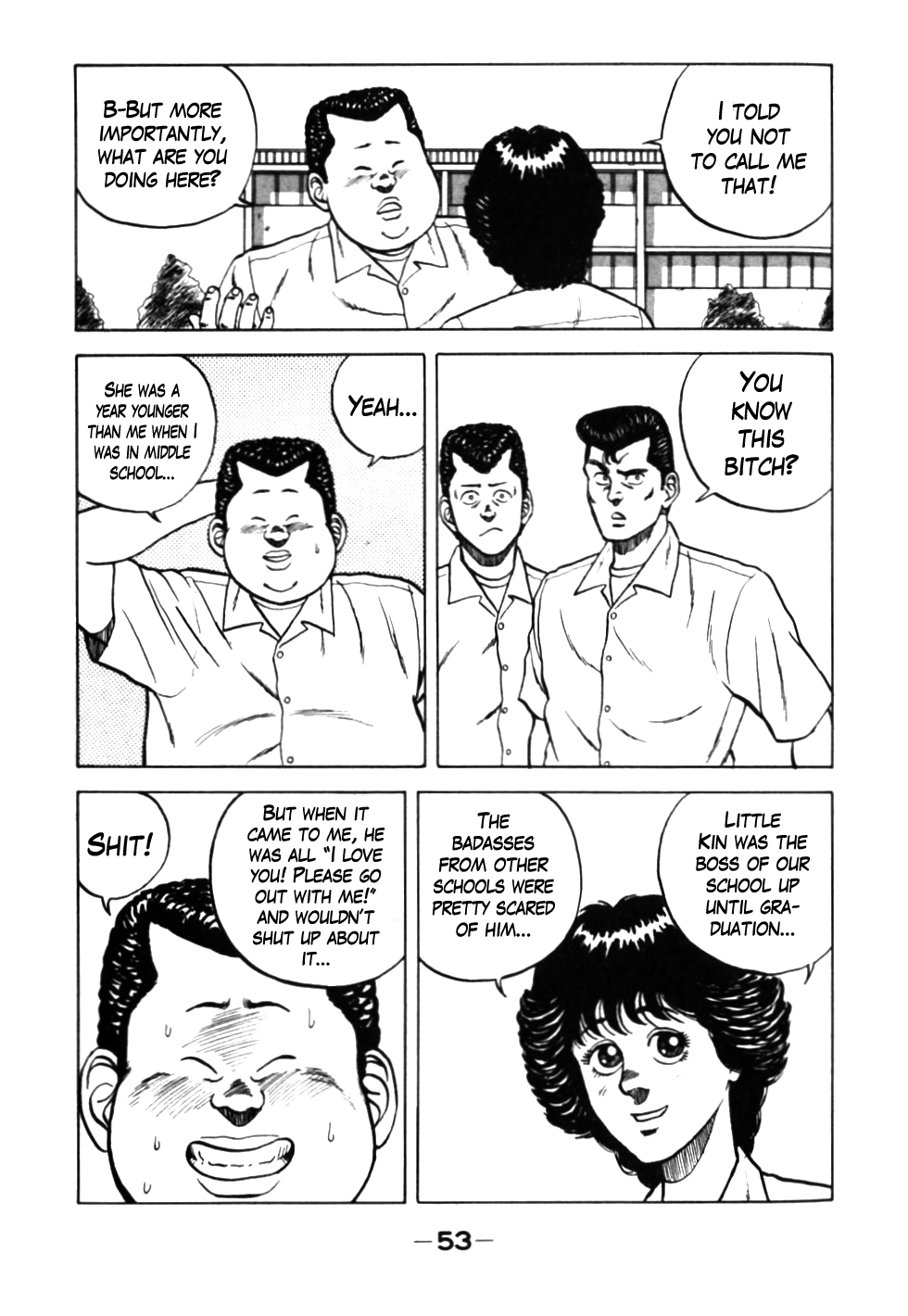Be-Bop High School Vol.003 Ch.024 Read Online