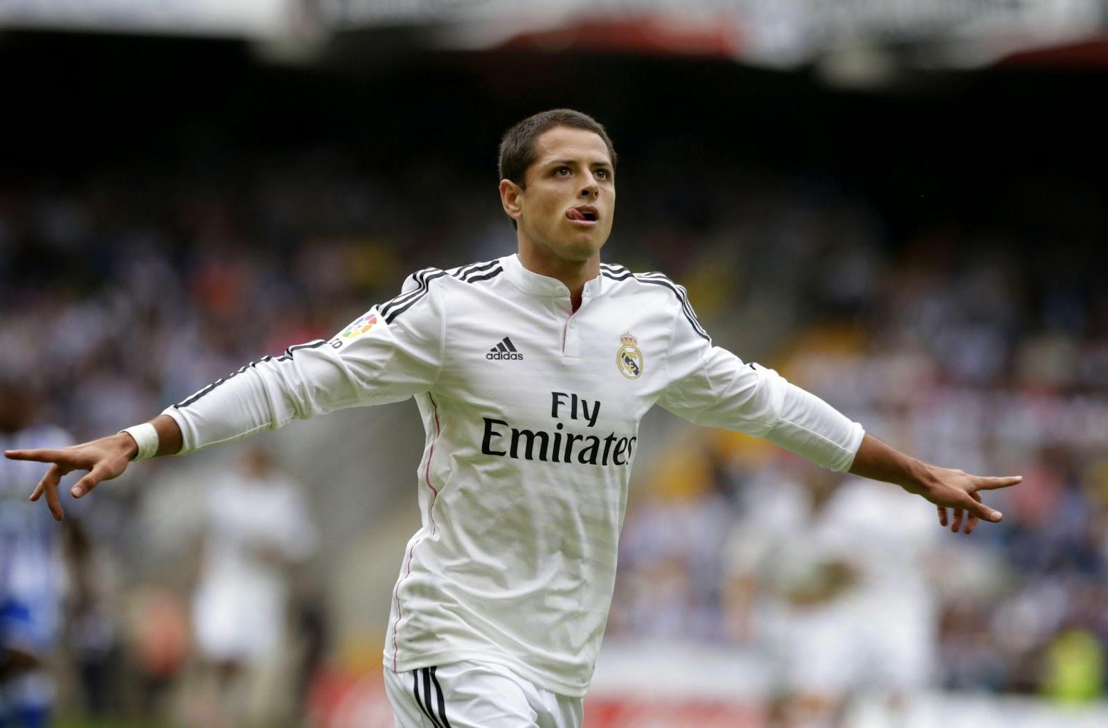Real Madrid compraría a el Chicharito