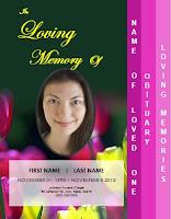 printable funeral programs