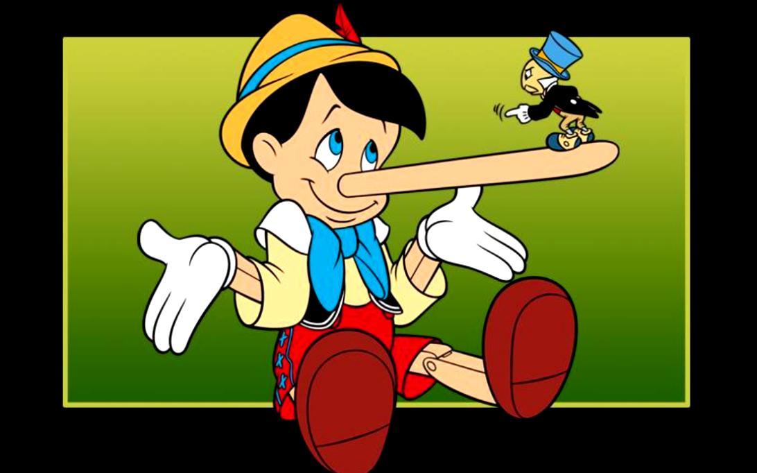 Pinocchio Story Cartoon