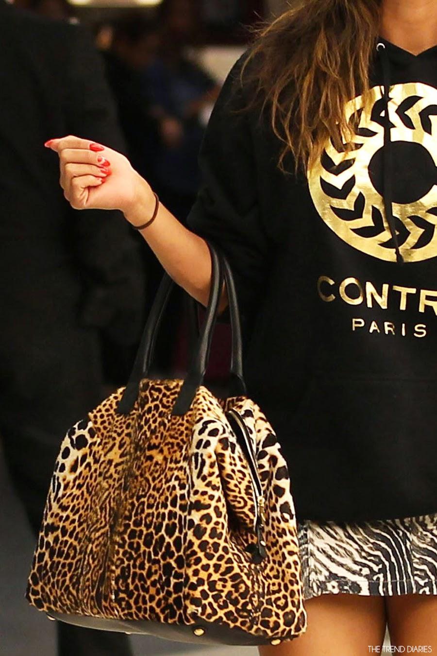 Nicole Scherzinger at London City Airport in London, England ...