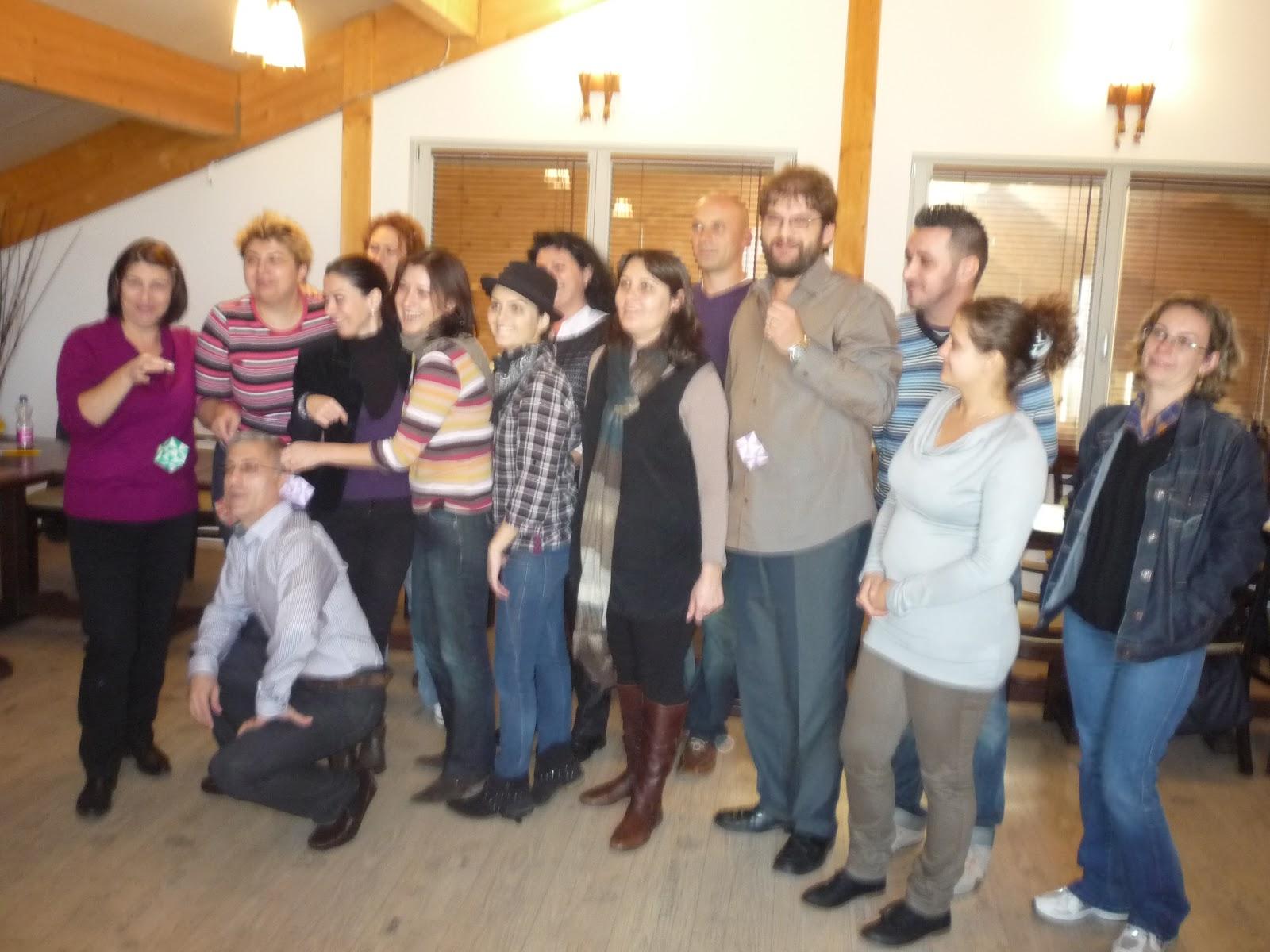 Cursuri Origami: Team building la Henkel România - photo#23