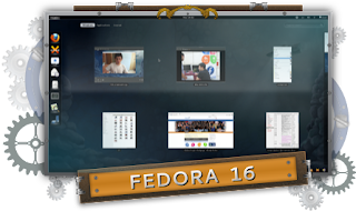 Fedora 16 disponible
