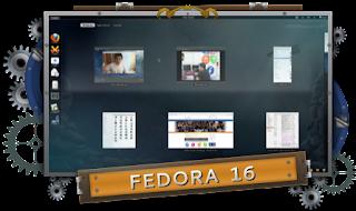 Fedora 16 disponible