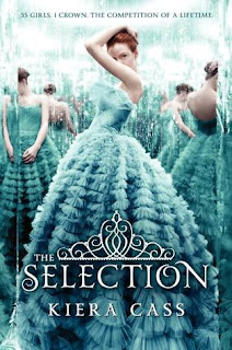 Review of The Selection by Kiera Cass published by Harper Teen