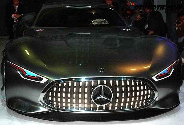 Mercedes AMG Vision GT front