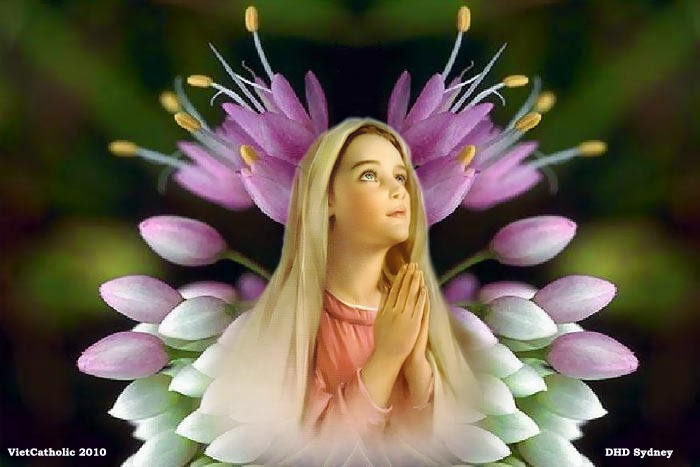 ƠN GỌI CỦA ĐỨC MARIA