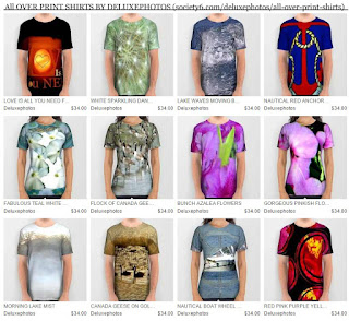 Deluxephotos All Over Print Shirts