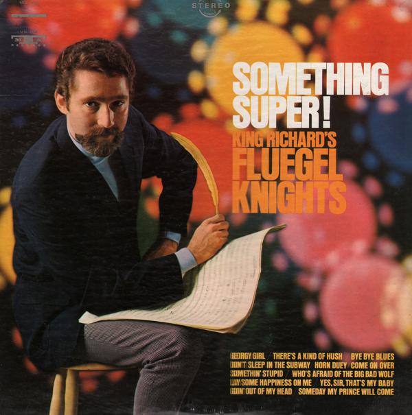King Richard's Fluegel Knights - Dessert/Mrs. Robinson