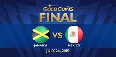 Ver México vs Jamaica en VIVO