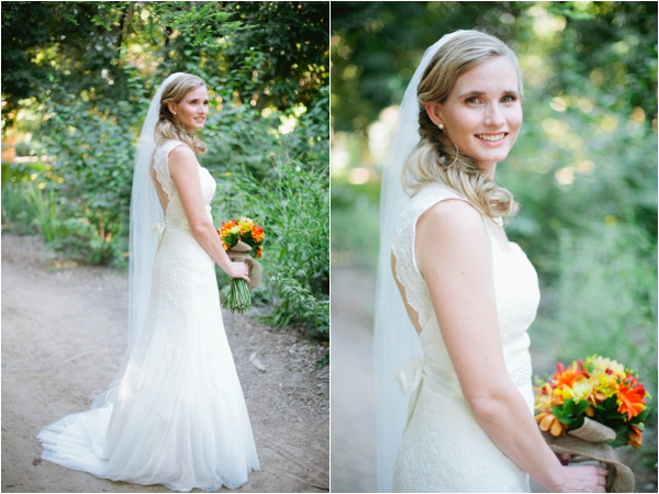 Fullerton Arboretum Wedding by Jen Disney (www.jendisney.com) #bride