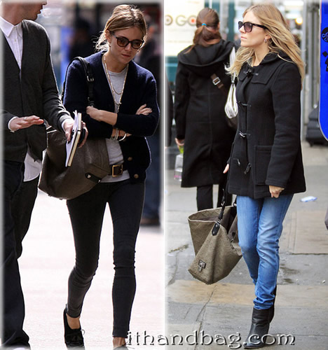 Celebrities And Louis Vuitton Monogram Antheia Gm Bag Louisvuittonmonogramscanvas