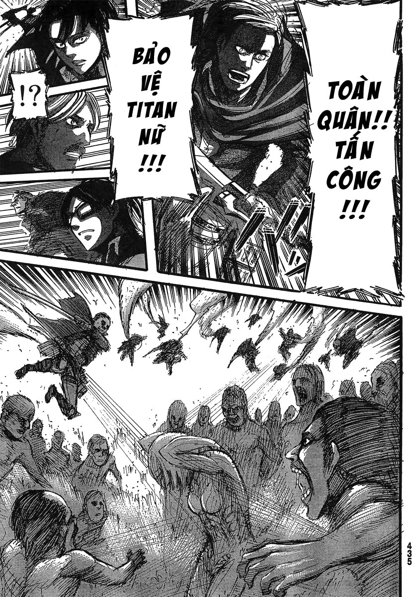 Attack on Titan chap 27 Trang 41