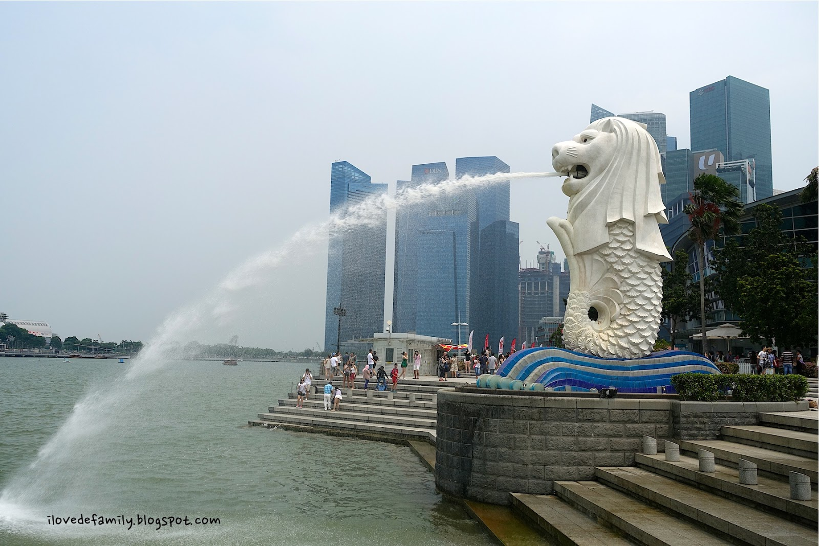 B C D E That 39 S Us Merlion Park And More