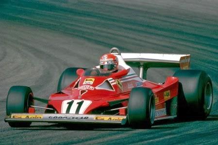 Formula 1 1977 Niki Lauda/ Ferrari