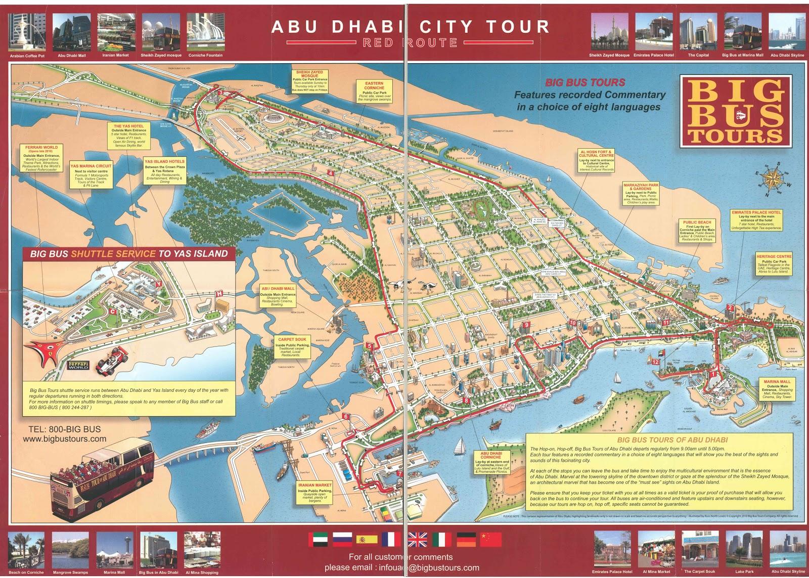 PZ C Dubai Map - Bus map abu dhabi