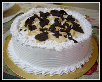 "Choc.Vanila Cheesecake @ RM65 (9"")"