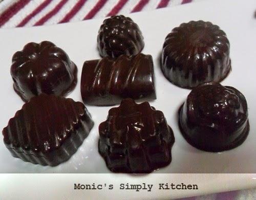 cara membuat coklat praline