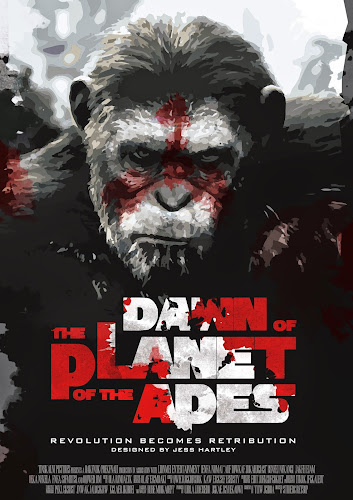 Dawn of the Planet of the Apes (BRRip 720p Dual Latino / Ingles) (2014)