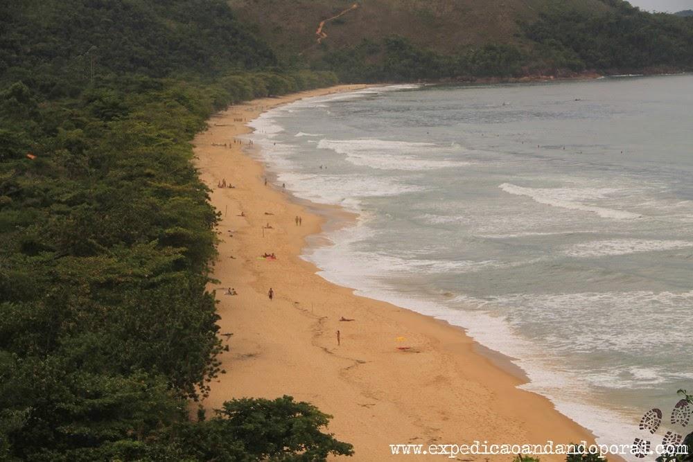 Chegando na Praia do Sono, Travessia da Joatinga