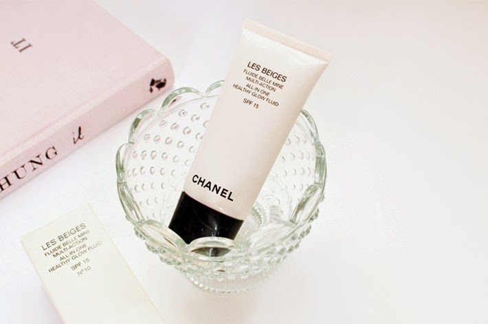 Chanel Les Beiges Healthy Glow Fluid Review