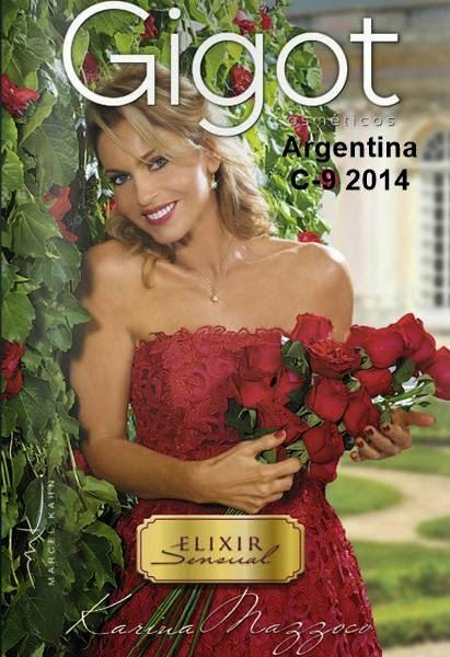 catalogo gigot campaña 9 2014