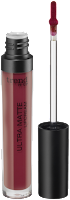 Preview: Die neue dm-Marke trend IT UP - Ultra Matte Lipcream 060 - www.annitschkasblog.de