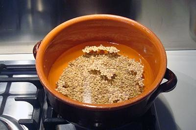 Polpette di lenticchie 1