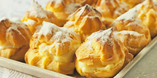 Cara Membuat Kue Sus Vla Vanila yang Enak