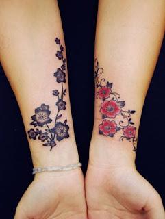 Tatuagens femininas delicadas 15