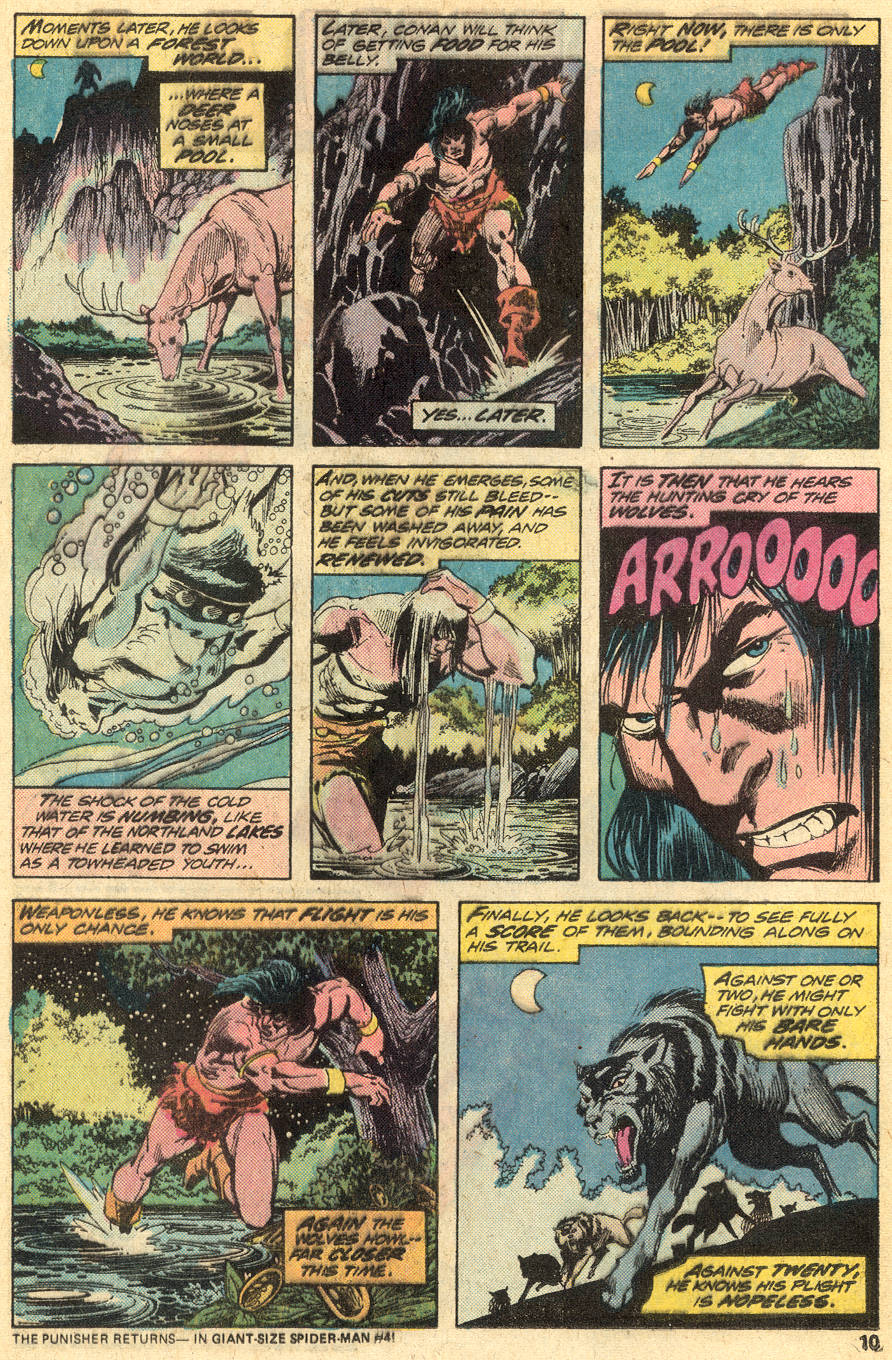 Conan the Barbarian (1970) Issue #49 #61 - English 7