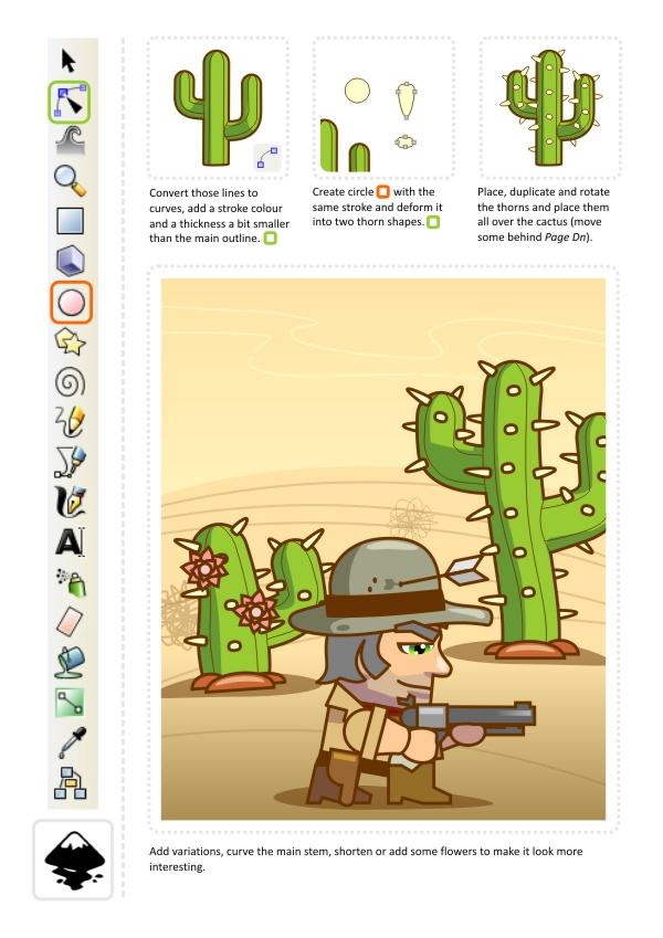 HD wallpapers cartoon vector tutorial