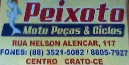 PEIXOTO MOTO PEÇAS E CICLOS
