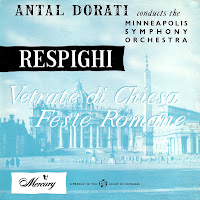 Antal Dorati Minneapolis Symphony Orchestra Rossini Overtures