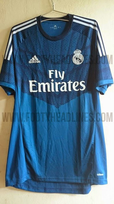 Real Madrid 2015 Kit Goalie
