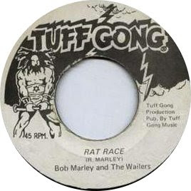 Bob Marley & The Wailers - Rat Race 7