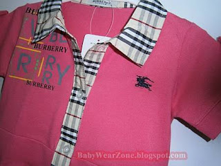 Burberry Girls Blouse for girls